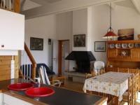gite Saint Jean de Monts House 350 m env. plage, maison de type 4 mezzanine / 8 personnes la sauzaie