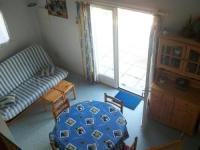gite Saint Gilles Croix de Vie House Bord de mer - en résidence de vacances avec piscine, maison de vacances de type 2 avec mezzanine / 4 personnes