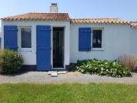 gite Saint Jean de Monts House Les fermes marines - maisonnette de pays type 3 - plein pied / 5 personnes