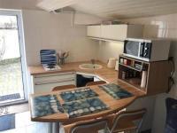 gite Saint Christophe du Ligneron House Quartier du marais girard - maisonnette de type 2 avec cour - 200m de la plage 2