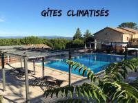 gite Saint Ambroix Mont Bouquet Lodge/Residence Hoteliere