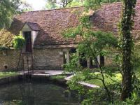 gite Vire sur Lot Le Moulin du Château Lagrézette