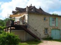 Gîte Figeac Gîte House Camburat - 2 pers, 45 m2, 2/1