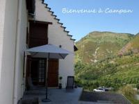 gite Bagnères de Bigorre Bergerie rénovée au coeur des Pyrénées