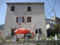 gite San Nicolao Appartement au village
