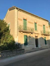 gite Corbès House with 4 bedrooms in CanaulesetArgentieres with enclosed garden and WiFi