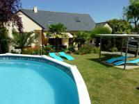 gite La Boussac L'Oasis, Cancale centre, Maison