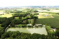 gite Monflanquin Lac De Cancon