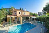 gite Roquefort les Pins YELLOW CANNES - Villa Montrose
