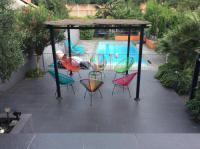 gite Montussan Maison (villa) de charme avec piscine