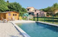 gite Châteaurenard One-Bedroom Holiday Home in Carpentras
