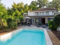 gite Cabannes Serene Holiday home in Carpentras with garden in luxury of nature