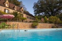 gite Dégagnac Maison de charme à 5 km de Sarlat avec piscine