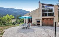 gite Sausses Awesome home in Castellane w WiFi and 3 Bedrooms