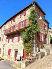 gite Millau Chez Tata Célestine - Gîte dans village médiéval