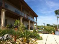 gite Touget Exceptionnel Gîte organique à 40mn de Toulouse, sauna et balneo, vue sur lac