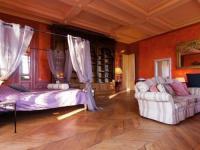 gite Savignac de Nontron Vintage Castle in Chaleix with shared pool