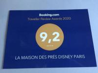 gite May en Multien La Maison des Prés Disney Paris