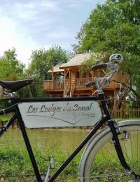 gite Semur en Auxois Les Lodges du Canal de Bourgogne