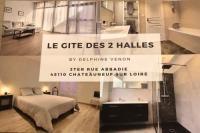 gite Vitry aux Loges MAISON DE STANDING 2 CHAMBRES EN CENTRE VILLE PROCHE LOIRE