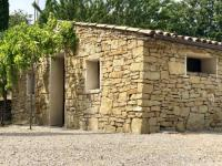 gite La Robine sur Galabre Bergerie en Haute-Provence au coeur d'un vignoble