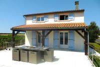 gite Valeyrac Holiday Home Chenac-St.-Seurin-d'Uzet - NAT03140-F