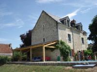 gite Candes Saint Martin Maison De La Loire