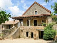 gite Joncy Ferienhaus mit Pool Chissey-les-Macon 300S