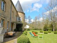 Location de vacances Signy l'Abbaye Chateau De Clavy Warby
