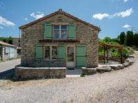 gite Montclus Quaint Holiday Home in Courry with Swimming Pool