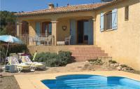 gite Pépieux Nice home in Cruzy w WiFi, Outdoor swimming pool and 3 Bedrooms