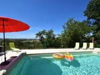 gite Toulon sur Arroux Moden Mansion with Heatable Swimming Pool in Cuzy