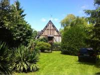 Gite Nonancourt House with 4 bedrooms in DameMarie with furnished garden and WiFi