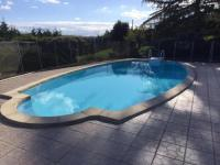 gite Lamothe Landerron Bordeaux Countryside Mountain Pool Villa (6-bd)