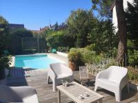 Gîte Dijon Gîte La GEMO maison familiale avec piscine - SR Loc