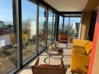 gite Agon Coutainville La casa d'Antoine, villa art déco 4 étoiles face à la mer,SPA, salle de jeux