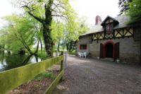 gite Équilly Le Pavillon du Manoir de Brion