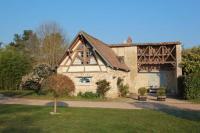 Gîte Fontaine sous Jouy Gîte L'Etable du Domaine des Buissonnets