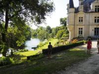 gite Saint Pompain Château des Loups - Les Pommiers