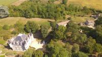 gite Damvix Domaine du Château des Loups