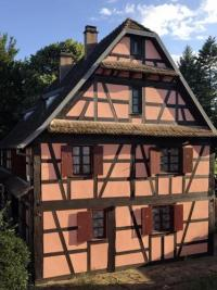 gite Griesheim près Molsheim Maison alsacienne