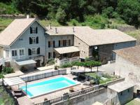 gite Saint Romain de Lerps Charming Holiday Home in etables with Swimming Pool