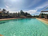 gite Tarascon ACCENT IMMOBILIER Maison Eygalières piscine chauffée