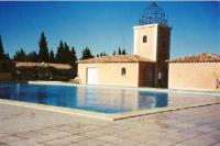 gite Mouriès House with 2 bedrooms in Eyguieres with shared pool furnished terrace and WiFi