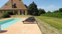 gite Doulezon Gîte Les rives de la Dordogne