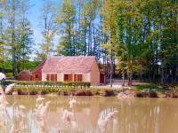 gite Beaumont Village Maison du Lac