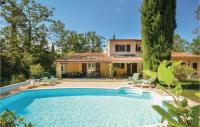 gite Draguignan Holiday Home Fayence with Fireplace I