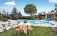 gite Saint Raphaël Nice home in Figanieres w Outdoor swimming pool, WiFi and Outdoor swimming pool