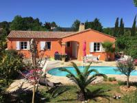 gite Draguignan Countryside Holiday Home in Flayosc with Swimming Pool