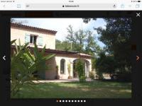 gite Bagnols en Forêt Mas de Provence